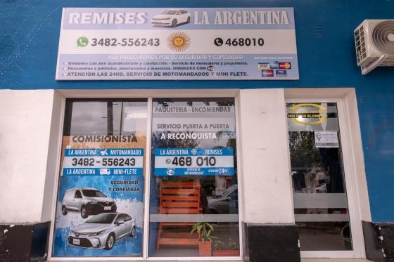 Remises La Argentina (1)